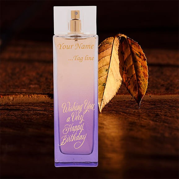 fd18d7854f7 Personalised Perfume Gift for Birthday